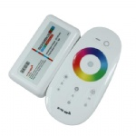 2.4G RF Touch RGB LED Controller